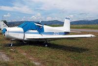 I-ICAO @ LIRZ - SIAI-Marchetti S.205/20R [06-002] Perugia~I 24/08/2014