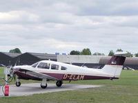 D-ELAM @ EHHO - Hoogeveen Aerodrome  , Wings and Wheels , 14 may 201 - by Henk Geerlings