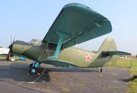 N75AN @ YIP - Antonov AN-2