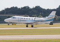N75HU @ ORL - Citation 560XL