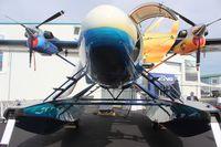 N77TF @ ORL - Viking DHC-6