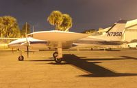 N79SD @ ORL - Cessna 310R