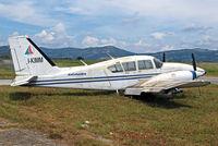 I-KIMM @ LIRZ - Piper PA-23-250 Aztec E [27-7405434] (AirColumbia) Perugia~I 24/08/2014