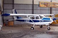 I-IACX @ LIRZ - Partenavia P.66C Charlie [77] (Aero Club Perugia) Perugia~I 24/08/2014