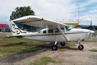 I-IPAD @ LIRZ - Cessna TU.206G Turbo Stationair 6 [U206-03881] Perugia~I 24/08/2014