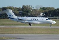 N87SF @ ORL - Citation 650