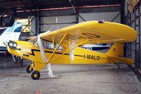 I-MALO @ LIRZ - Piper J-3C-65 Cub [001M] Perugia~I 24/08/2014