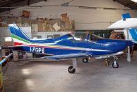 I-FGPB @ LIRZ - General Avia F.22C Pinguino [024] Perugia~I 24/08/2014