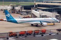 I-ADJM @ LIMC - Embraer Emb-195-200LR [19000258] (Air Dolomiti) Milan-Malpensa~I 28/08/2014