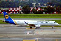 UR-EMC @ LIMC - Embraer Emb-190-100STD [19000589] (Ukraine International) Milan-Malpensa~I 28/08/2014