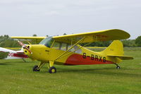 G-BRXG @ EGSV - Parked at Old Buckenham. - by Graham Reeve