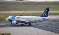 CS-TKJ @ EDDF - Airbus A320 - by Mark Pasqualino