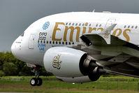 A6-EDQ @ EGCC - Departure - by glider