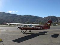 N10452 @ SZP - 1973 Cessna 150L 'Bandit', Continental O-200 100 Hp - by Doug Robertson