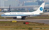 B-5028 @ ZGSZ - Xiamen Airlines - by Wong Chi Lam