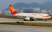 B-6519 @ ZGSZ - Hainan Airlines - by Wong Chi Lam