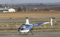 N103LC @ KPRB - Robinson R22 BETA trainer @ Paso Robles Municipal Airport, CA home base - by Steve Nation