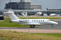 D-CMPI @ EGCC - About to depart from Manchester. - by Graham Reeve
