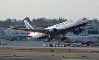 EI-UNX @ MIA - Transaero 777-200