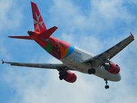 9H-AEG @ LFBD - KM7470 from Malta via La Rochelle landing runway 23 - by Jean Goubet-FRENCHSKY
