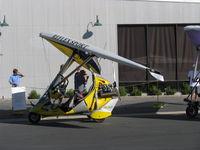 N815AH @ SZP - 2006 Air Creation USA TANARG, weight-shift control, Rotax 912S 100 Hp - by Doug Robertson