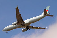 C-GHKW @ EGLL - Airbus A330-343X [408] (Air Canada) Home~G 10/05/2015. On approach 27R. - by Ray Barber