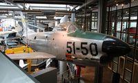 MM54-1256 - Fiat F-86K - by Mark Pasqualino