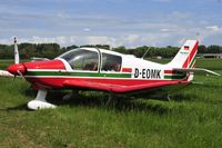 D-EOMK @ EBFN - Parked - by Thomas Thielemans