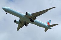 C-FNNW @ EGLL - Boeing 777-333ER [43250] (Air Canada) Home~G 21/05/2015. On approach 27R. - by Ray Barber