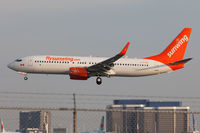 C-FYJD @ CYYZ - Landing 24R at Toronto Pearson. - by Robert Jones
