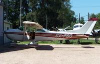 CX-PBO @ SUAA - Cessna 182Q en Aerotecno SA. - by aeronaves CX