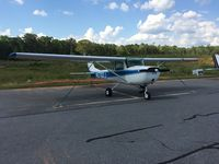N3702J @ KPIM - N3702J parked at its new home in Pine Mountain, Ga. - by Steven Reynolds