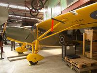 PH-FAI @ EHLE - In the Foundation 'Early Birds' hangar at Lelystad - by alanh