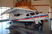 ZS-DNB @ FAKT - Piper PA-22-160 Tri-Pacer [22-3266] Boschkop-Kitty Hawk~ZS 09/10/2003