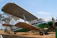 ZU-FUG @ FALA - Antonov An-2R [1G206-48] (Aeromed Medical Evacuation) Lanseria~ZS 05/10/2003