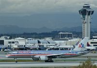 N194AA @ KLAX - American Airlines, is here at Los Angeles Int'l(KLAX) - by A. Gendorf