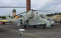 96 43 @ EDUG - Mil Mi-24P