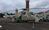 5211 @ EDUG - Mil Mi-24D