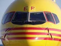 D-ALEF @ LFBD - European Air Transport - by Jean Goubet-FRENCHSKY