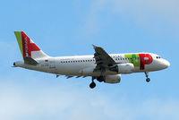 CS-TTE @ EGLL - Airbus A319-111 [0821] (TAP Portugal) Home~G 22/05/2015