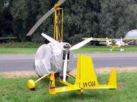 59-CUJ @ EBFN - Koksijde Fly-in 2014 - by Joeri Van der Elst