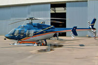 ZS-RIB @ FAGC - Bell 407 [53078] Grand Central~ZS 09/10/2003