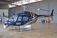 ZS-HGR @ FAGC - Bell 206B2 Jet Ranger II [2075] (Netstar) Grand Central~ZS 09/10/2003