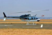 ZS-REP @ FAGM - Bell 206B3 Jet Ranger III [4095] Johannesburg-Rand~ZS 07/10/2003