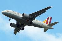 D-AKNR @ EGLL - Airbus A319-112 [1209] (Germanwings) Home~G 26/05/2015. On approach 27R.