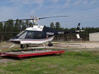 N111JS @ ASD - OH-58C  of Sheriff  St. Tammany Parish  LA - by Jack Poelstra