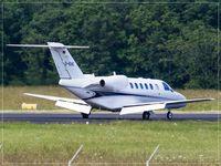 D-IENE @ EDDR - Cessna 525A Citation Jet CJ2 - by Jerzy Maciaszek