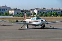 D-ETIB @ LESB - Mooney M.20K Model 231 [25-0397] Palma-Son Bonet~EC 17/09/2004