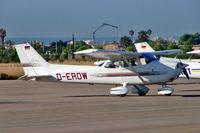 D-EROW @ LESB - Cessna 172R Skyhawk [172-80328] Palma-Son Bonet~EC 17/09/2004 - by Ray Barber