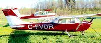 C-FVDR @ CYLS - New paint and new home at CYLS - by Scott